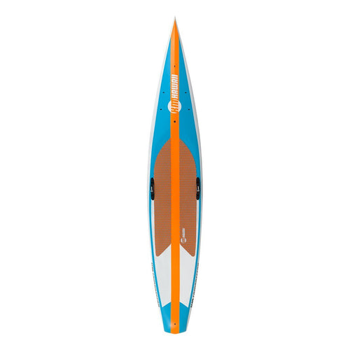 "KM Hawaii CompressorHP -BO- 12'6"" x 26"" Carbon Fiber Performance Standup Paddle Board Paddle Boards 4theoutdoors America US USA SUP outdoors"