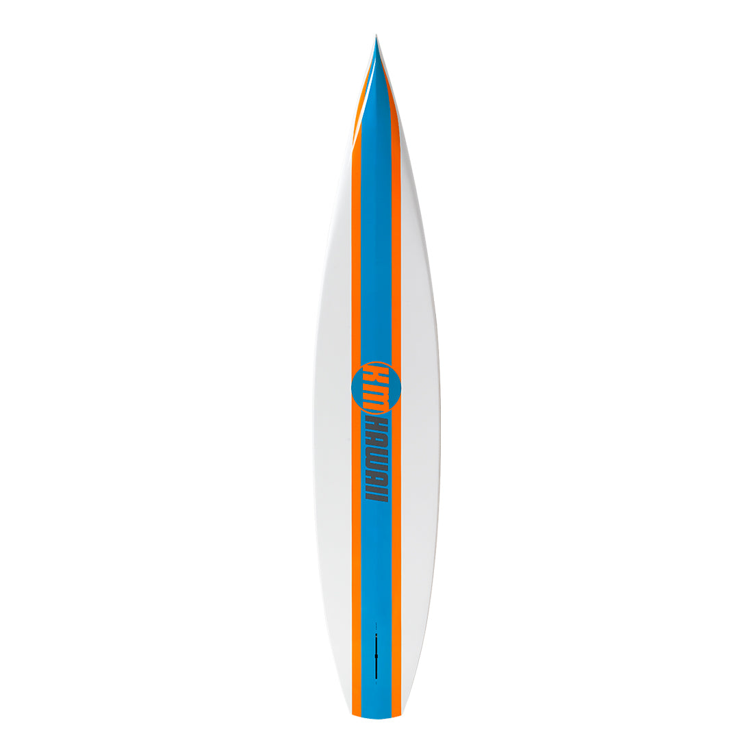 "KM Hawaii Compressor Tour - Blue-Orange - 14'0"" x 27.5"" Touring Standup Paddle Board Paddle Boards 4theoutdoors America US USA SUP outdoors"