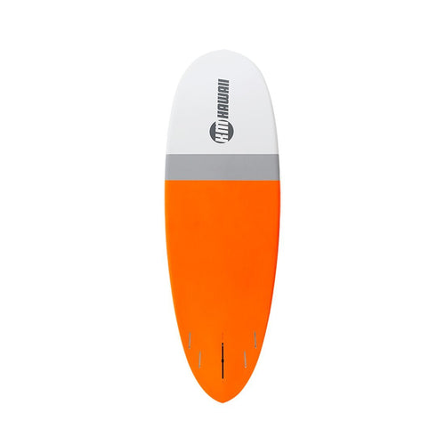 "KM Hawaii Malibu - Orange - 10'2"" x 32"" Surf Standup Paddle Board Paddle Boards 4theoutdoors America US USA SUP outdoors"
