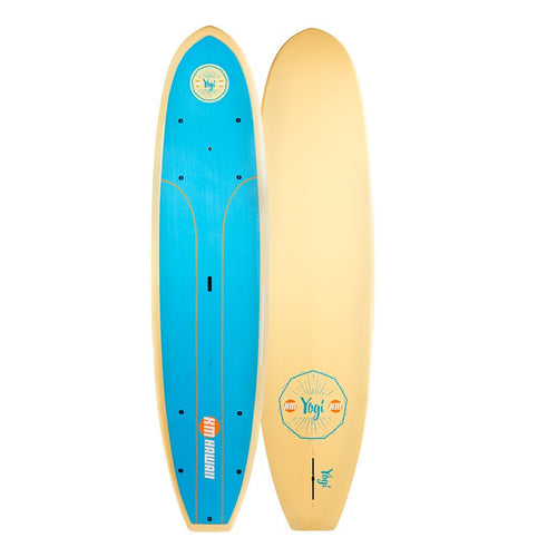 KM Hawaii Aloha Yogi SUP - Yoga Standup Paddle Board Paddle Boards 4theoutdoors America US USA SUP outdoors