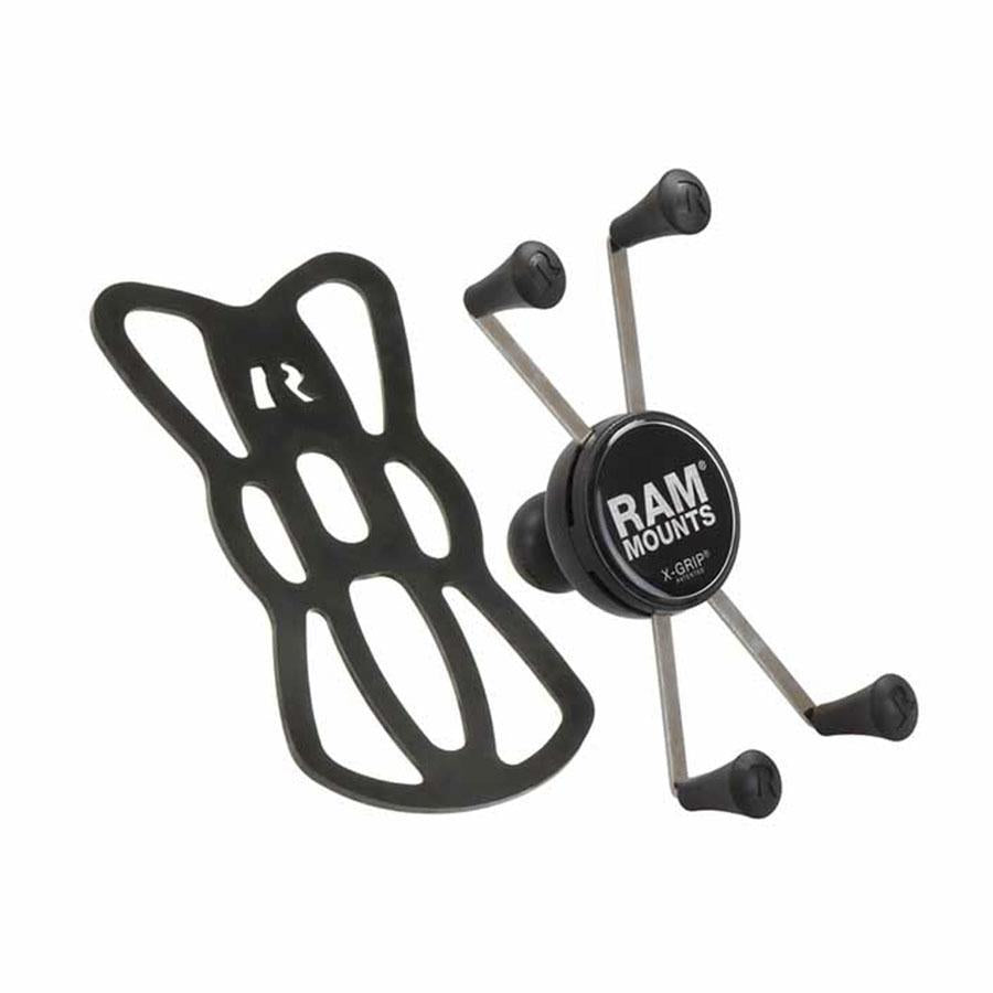 RAM Universal X-Grip Large Phone/Phablet Cradle Mounts 4theoutdoors America US USA SUP outdoors