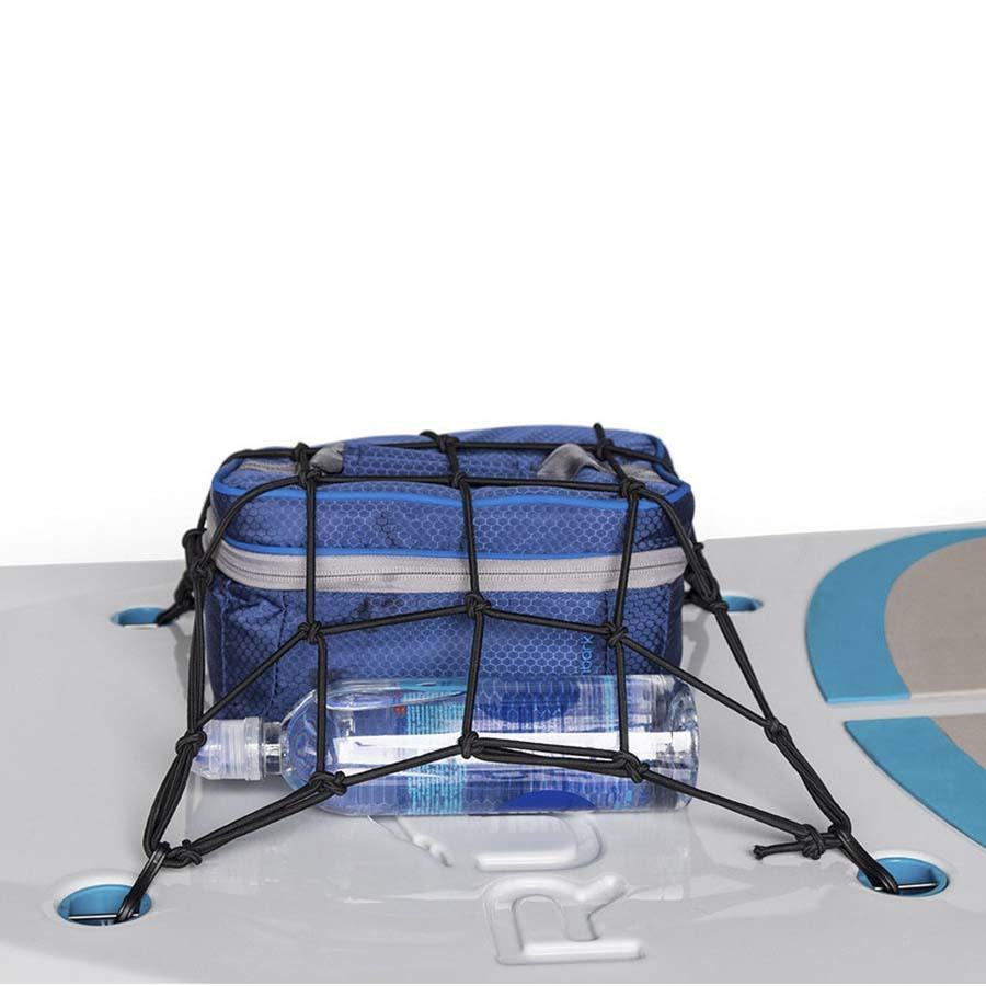 Cargo Net Bungee System Mounts 4theoutdoors America US USA SUP outdoors