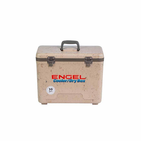 Engel ENG25 Roto-molded Cooler - Tan SUP Accessories