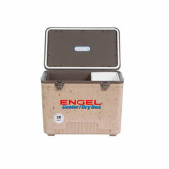 Engel UC30 Drybox Adventure Cooler - Grasslands Camo Coolers 4theoutdoors America US USA SUP outdoors