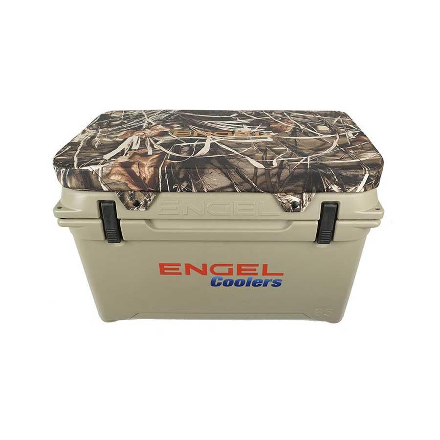 Engel Cooler Cushion For ENG25 - Camo SUP Accessories Coolers 4theoutdoors America US USA SUP outdoors