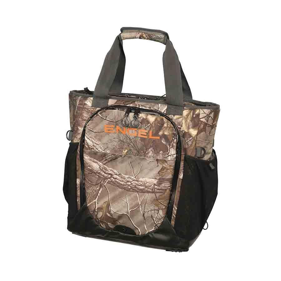 Engel Backpack Travel Cooler - Tree Camo Coolers 4theoutdoors America US USA SUP outdoors