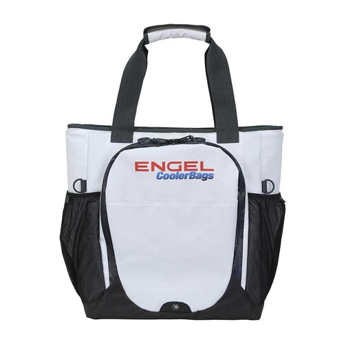 Engel Backpack Travel Cooler - White Coolers 4theoutdoors America US USA SUP outdoors