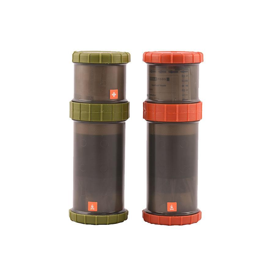 GearPods Backcountry | First-Aid/Stove/Mug Gear Pods 4theoutdoors America US USA SUP outdoors