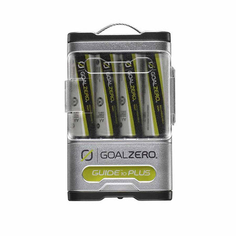 Goal Zero AA Batteries 4 Pack - Rechargeable Double A