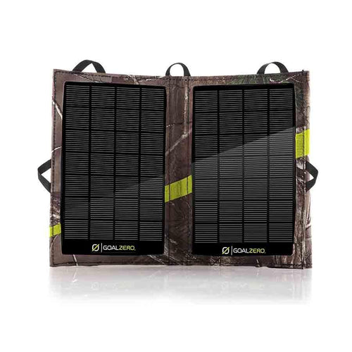 Goal Zero Nomad 7 Camo Accessories - Solar 4theoutdoors America US USA SUP outdoors