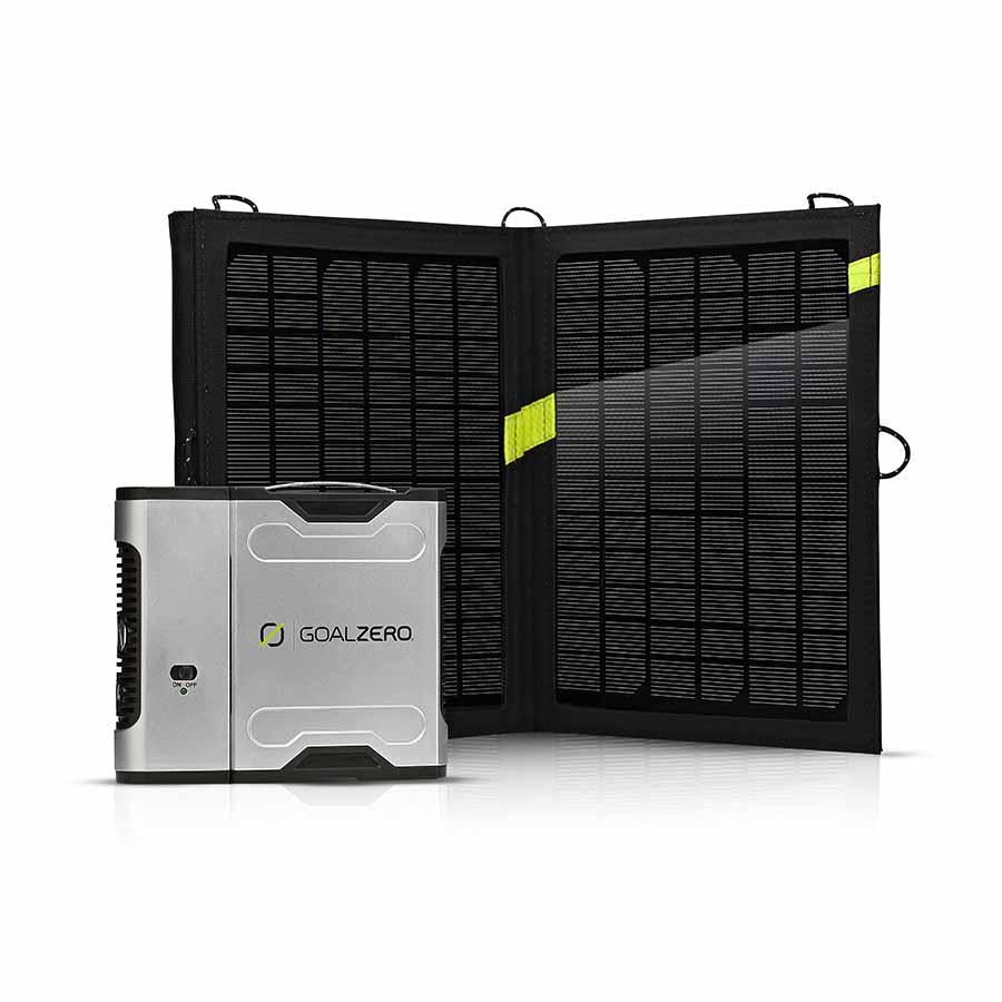Goal Zero Sherpa 50 Kit Accessories - Solar 4theoutdoors America US USA SUP outdoors