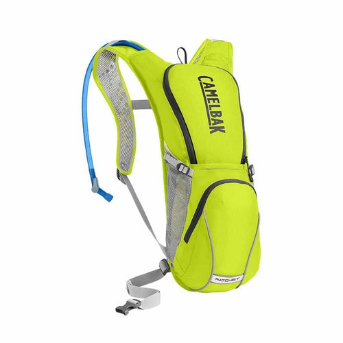 CamelBak Ratchet - Lime Punch-Silver Hydration Pack Hydration 4theoutdoors America US USA SUP outdoors