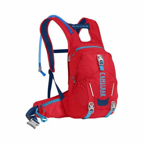 CamelBak Skyline LR 10 - Racing Red-Pitch Blue Hydration Pack Hydration 4theoutdoors America US USA SUP outdoors