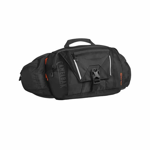 CamelBak Palos LR 4 - Black-Lazer Orange Waist Hydration Pack Hydration 4theoutdoors America US USA SUP outdoors