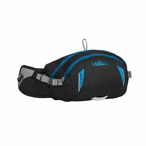 CamelBak Flash Flo LR Belt - Black- Blue Waist Hydration Pack Hydration 4theoutdoors America US USA SUP outdoors
