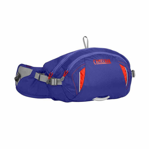 CamelBak Flash Flo LR Belt - Amethyst- Coral Waist Hydration Pack Hydration 4theoutdoors America US USA SUP outdoors
