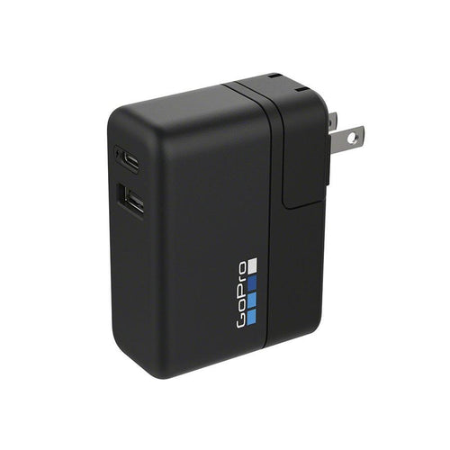 GoPro Supercharger (International Dual-Port Charger) Accessories - Solar 4theoutdoors America US USA SUP outdoors