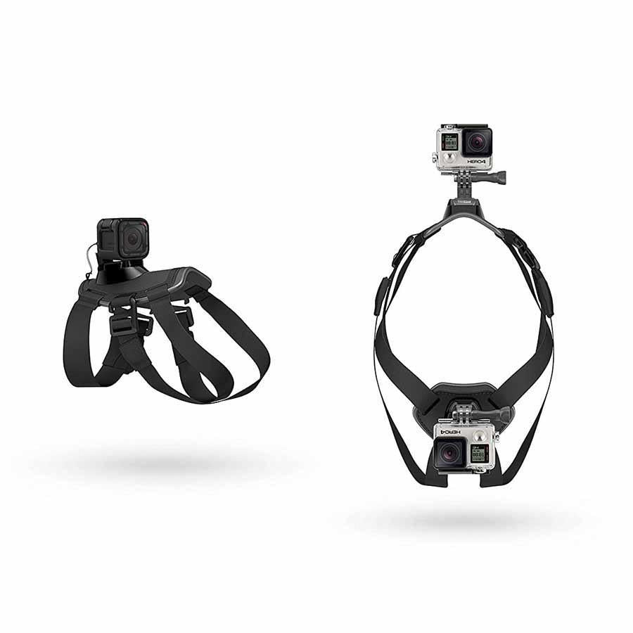 GoPro Fetch (Dog Harness) Mounts 4theoutdoors America US USA SUP outdoors