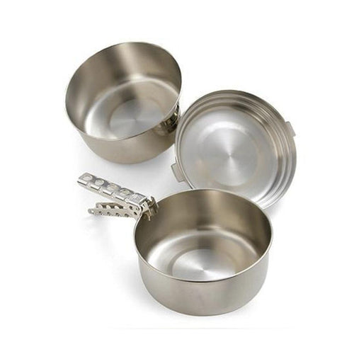 MSR Alpine 2 Pot Set Cook Sets 4theoutdoors America US USA SUP outdoors