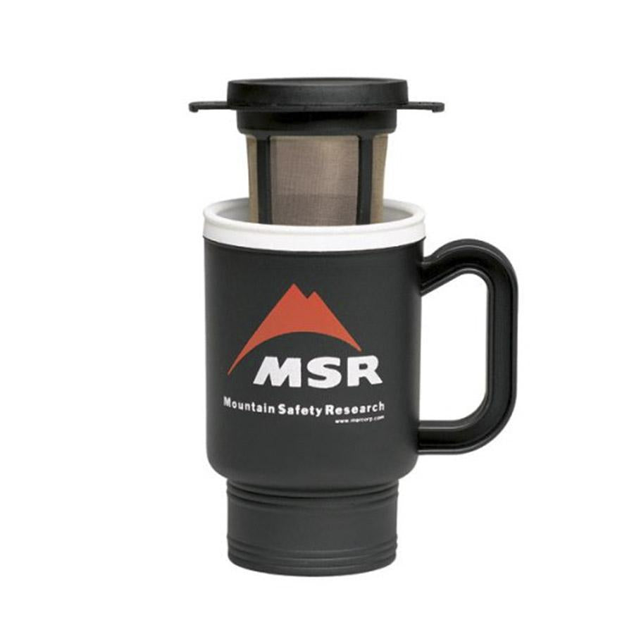 MSR MugMate Coffee and Tea Filter Cook Sets 4theoutdoors America US USA SUP outdoors