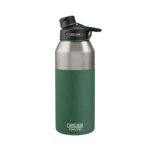 CamelBak Chute Vacuum Drink Bottle - Evergreen Hydration Hydration 4theoutdoors America US USA SUP outdoors