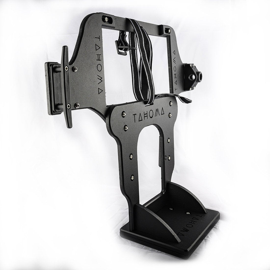Trolling Motor Mount System for Tahoma Kayak All Around Standup Paddle Board Mounts 4theoutdoors America US USA SUP outdoors