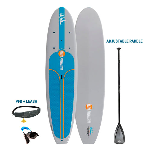 TRUCKEE/AUBURN RENTAL : KM Hawaii Aloha + Paddle + Leash/PFD - Premium  Paddleboard Rental 4theoutdoors America US USA SUP outdoors