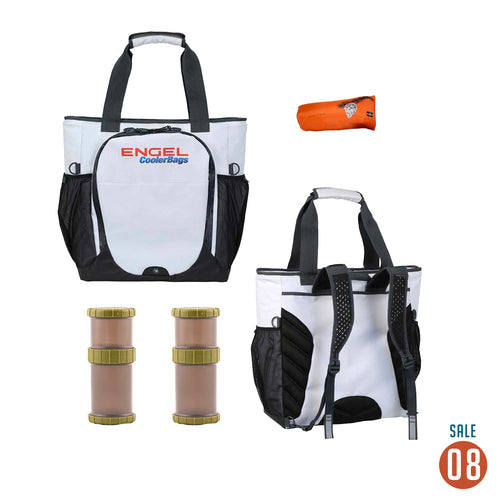 08 Sale - Engel Backpack Cooler Outdoors Package Accessories 4theoutdoors America US USA SUP outdoors