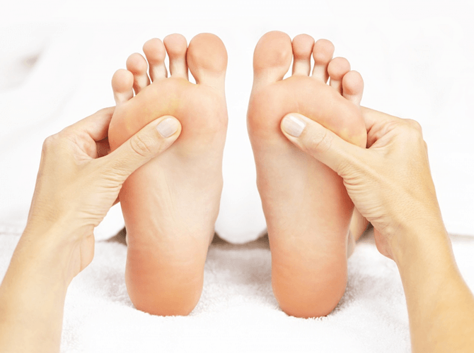 My Feet Hurt! … Now What?