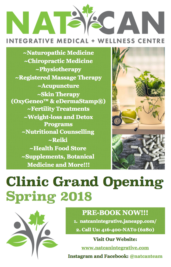 Clinic Grand Opening - Spring 2018