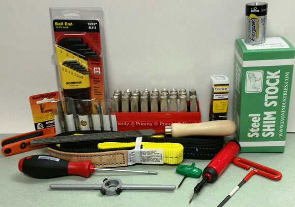 Hand Tools & Shop Supplies