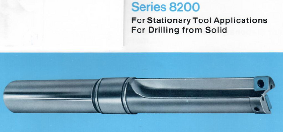 2-1/16 Indexable Drill Body  13
