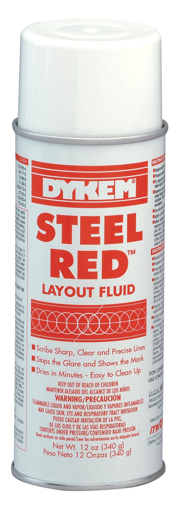 RED 16oz SPRAY LAYOUT FLUID