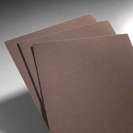9x11 AL/OX CLOTH SHT'S 100Grit, 50 Box Qty