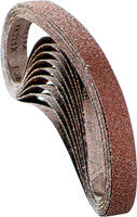 "3/8 X 13"" A/O 80grit BELT, 10 Box Qty"