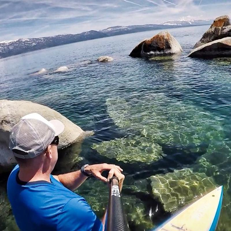 Beautiful Lake Tahoe, The Touring Standup Paddle Boarding Mecca!