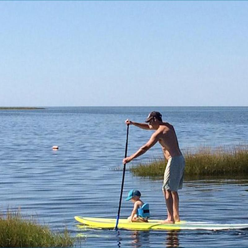 Ten Reasons Paddle Boarding is Better Than the Gym - Chris Curly