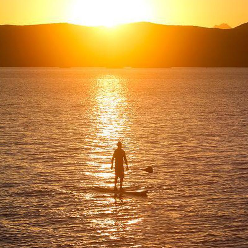 Bob Purdy - A Standup Paddle Boarding Man on a Mission