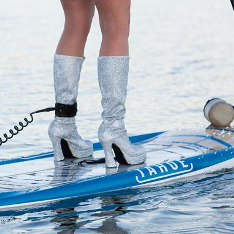 Standup Paddle Boarding Gets A Major Fashion Makeover