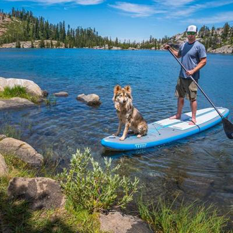 Day Hike and Paddle on Island Lake with Joe Dondelinger