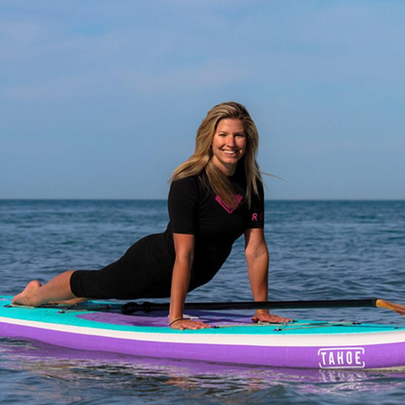 Taking Standup Paddle Boarding On A Deeper Journey Into Yoga