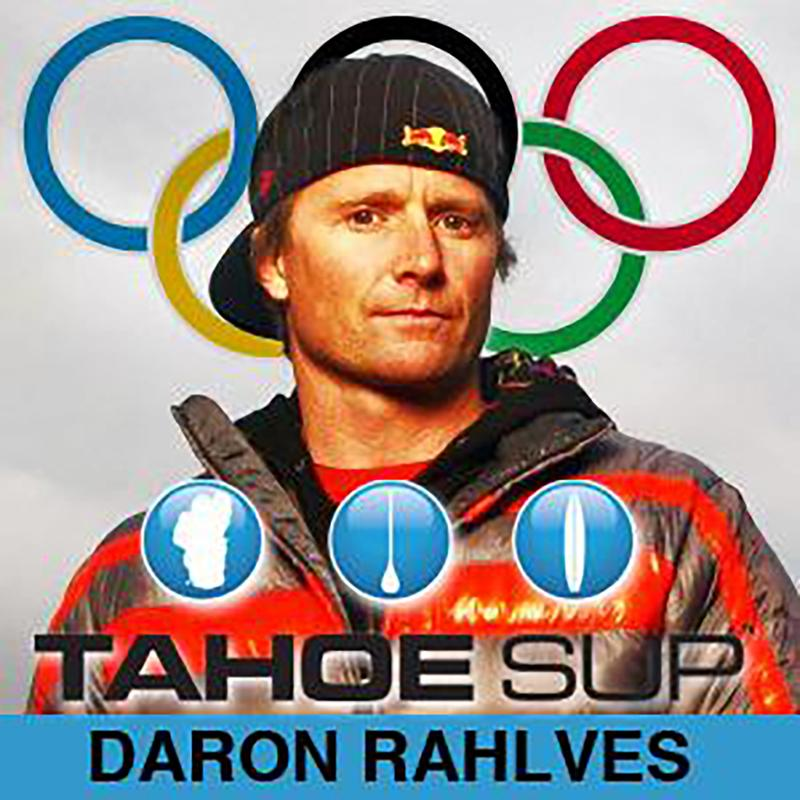 Olympic Athlete Daron Rahlves On Standup Paddling as Ultimate Cross Training
