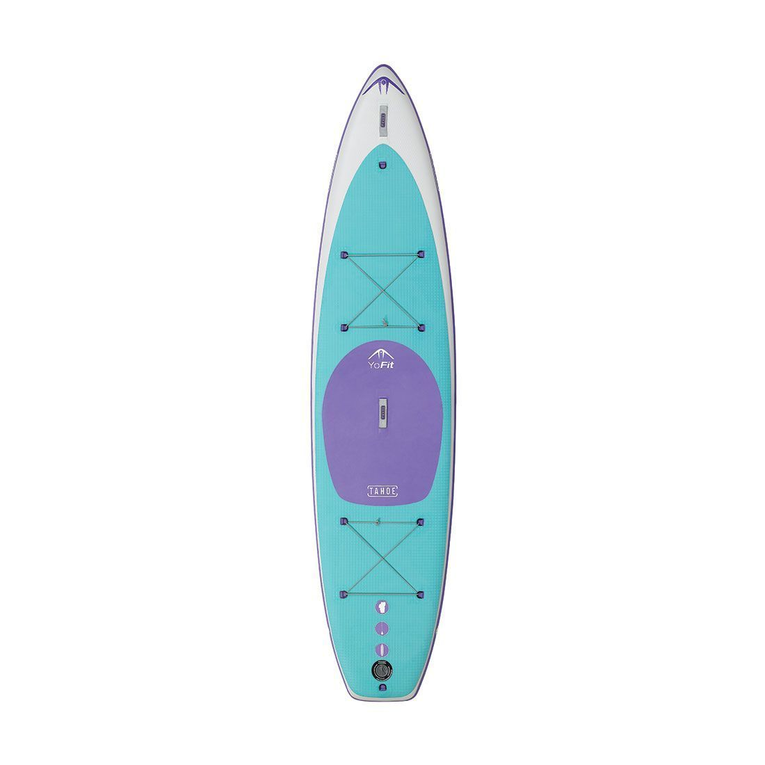 Tahoe iSUP YoFit - Inflatable Yoga Standup Paddle Board, BOGO DEAL Paddle Boards 4theoutdoors Canada SUP outdoors
