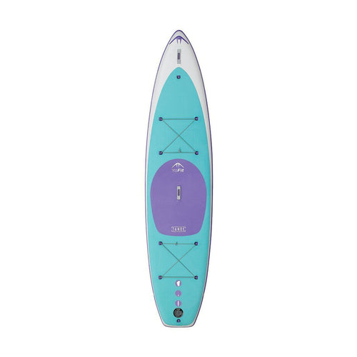 Tahoe iSUP YoFit - Inflatable Yoga Standup Paddle Board BOGO Special Paddle Boards 4theoutdoors Canada SUP outdoors