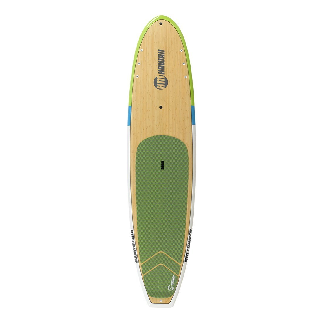 KM Hawaii Bamboo Cruiser SUP - All Around Standup Paddle Board Paddle Boards 4theoutdoors Canada SUP outdoors
