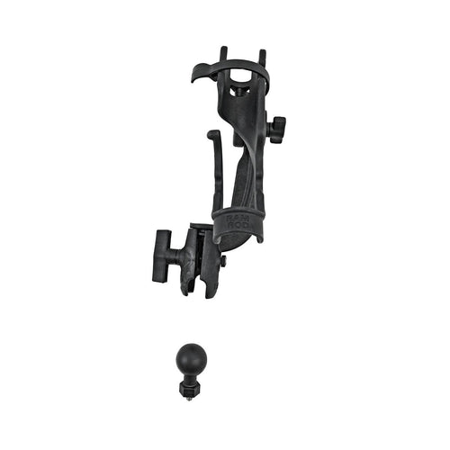 RAM-ROD 2000 Fishing Rod Holder with RAM-ROD Revolution Kit Mounts 4theoutdoors Canada SUP outdoors