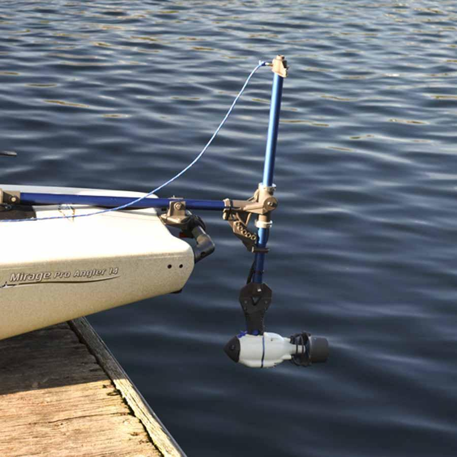 Bixpy Jet for Hobie Pro Angler Propulsion 4theoutdoors Canada SUP outdoors