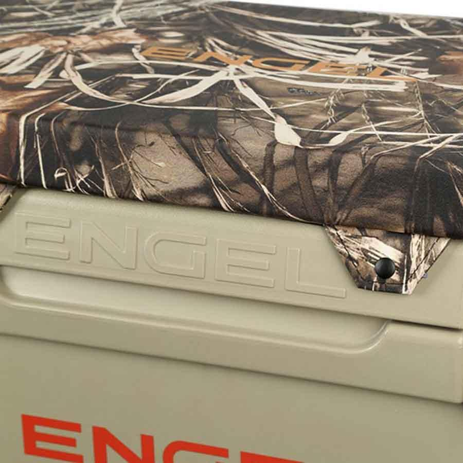 Engel Cooler Cushion For ENG25 - Camo SUP Accessories Coolers 4theoutdoors Canada SUP outdoors