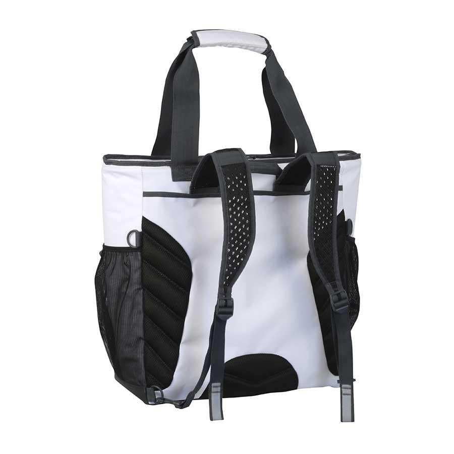 Engel Backpack Travel Cooler - White Coolers 4theoutdoors Canada SUP outdoors