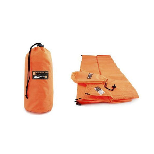 GearPods Adventure Tarp Gear Pods 4theoutdoors Canada SUP outdoors